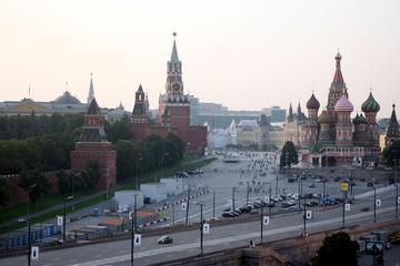 Visite privée à pied de la Place Rouge à Moscou