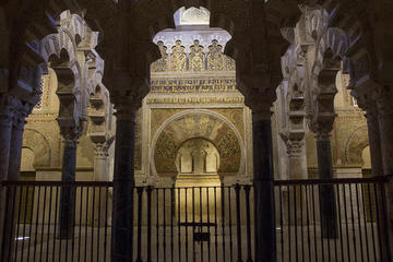 Cordoba Mosque-Cathedral and Jewish ...