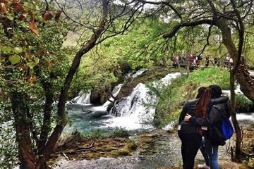 Krka Waterfalls Tour from Trogir