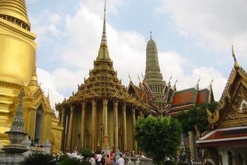 Recorrido por el Gran Palacio y Templo principal