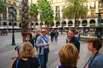 Wandeltocht door Barcelona met een ...