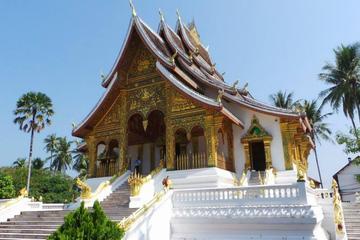 Excursion privée: expérience culturelle à Luang Prabang