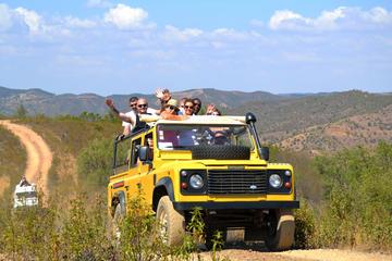 Eendaagse jeepsafari door de Algarve