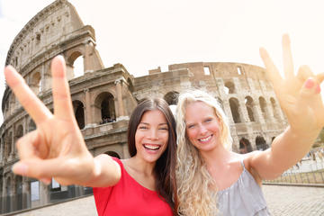 Rome for Kids: Ancient Rome Tour and Scavenger Hunt