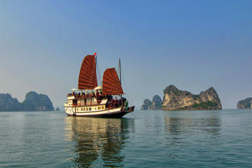 3-Day Halong Bay Cruise and Cat Ba Island