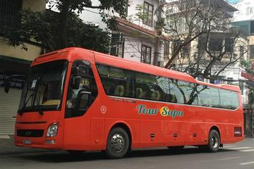 Excursion de 3 jours à Sapa au départ de Hanoï en bus de jour