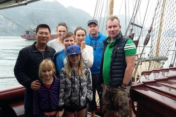 Full Day Halong Bay Islands and Cave...