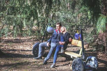 Escursione in Segway: tour dei parchi