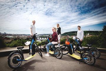 Prague E-Scooter Tour: Grand City Tour