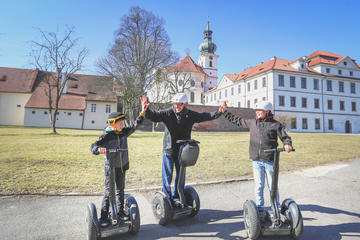 Segway Experience: 1.5-Hour Prague Parks Tour