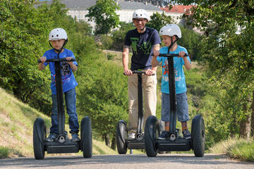 Segway Experience: 3-Hour Prague Parks Tour