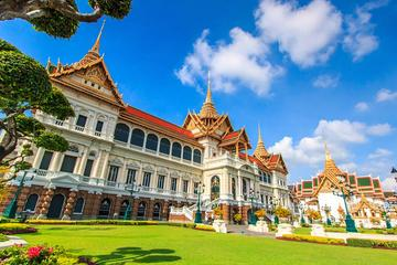 プライベート ガイド付き終日ツアー:バンコクとその先へ