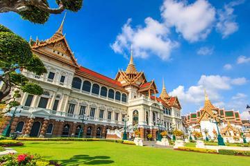 Privat guidad heldagstur: Bangkok och stadens omgivningar