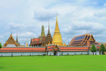 Private Tour 4Hour Grand Royal Palace Tour From Bangkok 2017