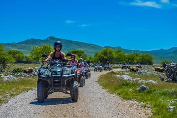 ATV Quad Adventure from Split