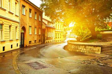 Zagreb Electric Bike Small-Group Tour