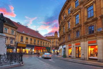 Zagreb Full Tour - Drive and Walking Tour