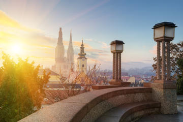 Zagreb Small-Group Driving, Walking and Food Tour
