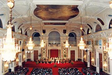 Orquestra Hofburg de Viena: Concerto de Mozart e Strauss