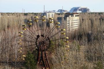Tour di Chernobyl da Kiev