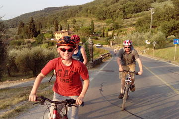 Half-Day Active Bike Tour to Fiesole