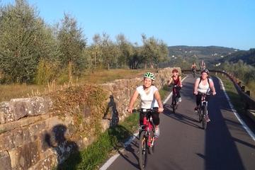 Tour in bicicletta al tramonto da Fiesole a Firenze