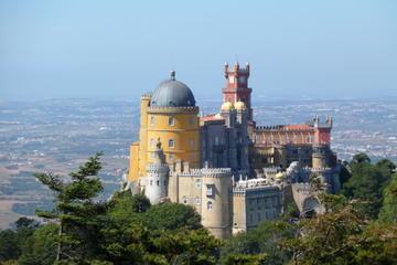 Excursion d'une journée complète en petit groupe à Sintra, Cascais et...