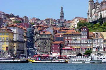 Excursion privée à Porto au départ de...
