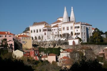 Excursion privée à Sintra, Cascais et Estoril au départ de Lisbonne