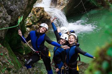 Canyoning Lake Bled Slovenia