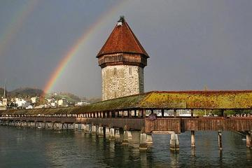 1.5-Hour Small-Group Nightwatchman Walk in Lucerne