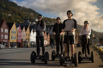 Best Views of Bergen - Segway Day Tour