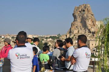 Tour di 1 notte e 2 giorni in Cappadocia con pernottamento e giro in