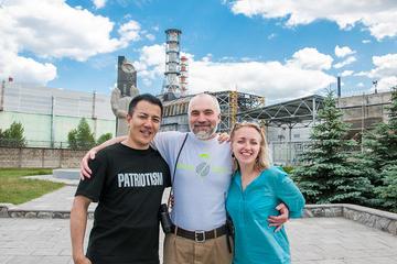 Excursion privée d'une journée complète à Tchernobyl et Pripyat au...