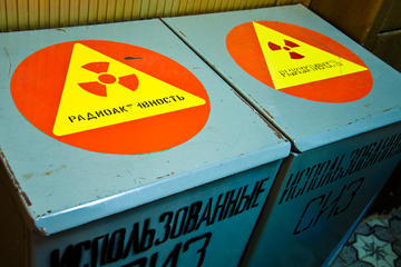 Private Tour inside Chernobyl Nuclear Power Plant