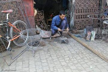 Recorrido a pie entre los artesanos de Marrakech