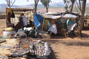 Recorrido por los mercados semanales desde Marrakech