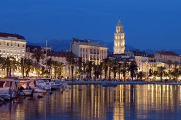 From Zadar: Day Trip to UNESCO towns of Trogir and Split