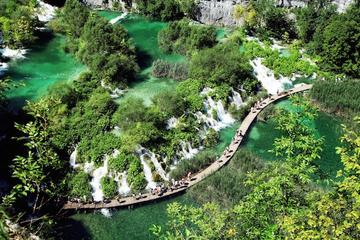 Private Plitvice National Park Tour from Zadar