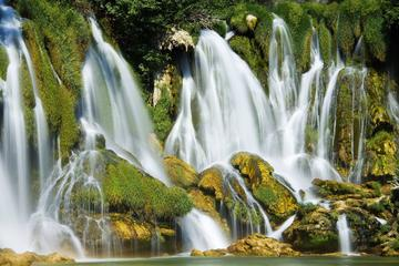 Recorrido de día completo por el Parque Nacional Krka desde Zadar