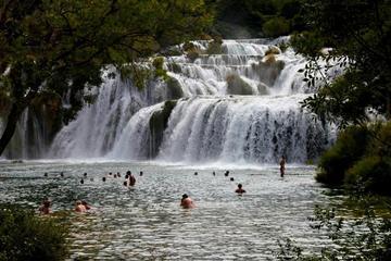 Zadar Krka National Park Private Day Trip