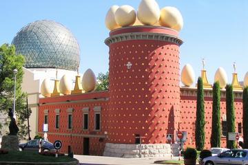 Recorrido de un día completo de Dalí y la Costa Brava