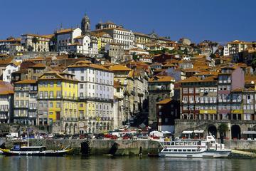 Tour privado: La ciudad de Porto y...
