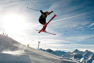 Ganztägige Ski-Tour nach Gudauri...