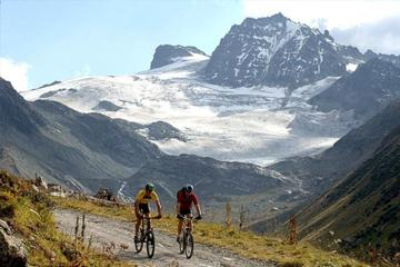 Private Cycling Tour in Kazbegi from Tbilisi