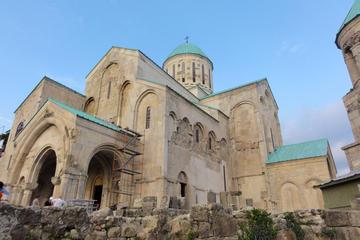 Tour privato di 2 giorni di Kutaisi da Tbilisi