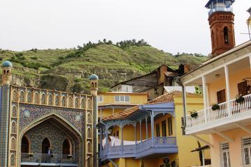 Tour privato di Tbilisi e Mtskheta