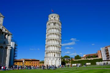 Private Tuscany Day Trip from Florence Including the Leaning Tower of Pisa