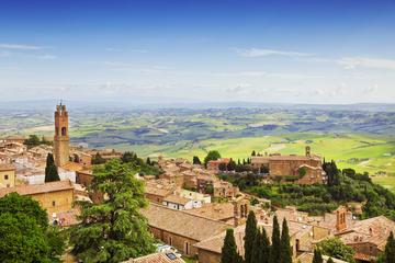 Visite Prive Valle DOrcia Montalcino Et Montepulciano Avec Dgustation De Vins Brunello