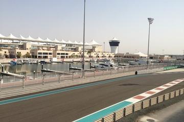 Excursão particular de dia inteiro em Abu Dhabi saindo de Dubai